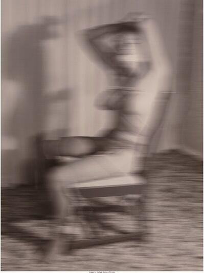 Thomas Ruff, 'Nude', 2000