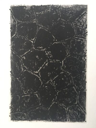 Jasper Johns, 'Untitled fro Foirades / Fizzles ', 1976