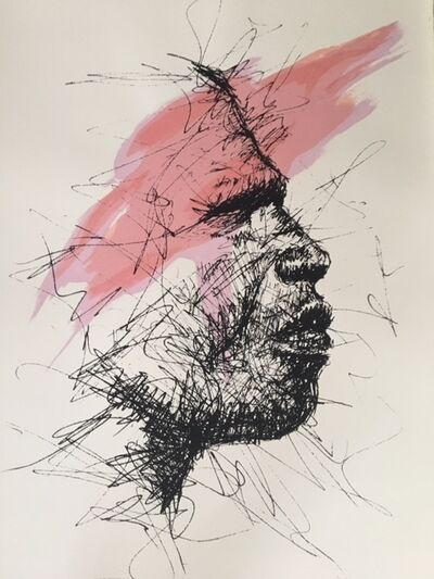 Nelson Makamo, 'Deep in Thought', 2015