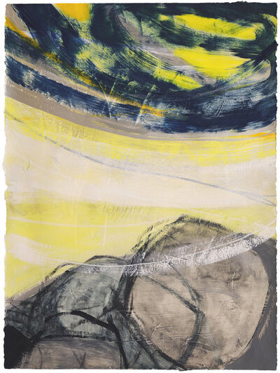 Rachelle Krieger, 'Rocks and Rays 14', 2016