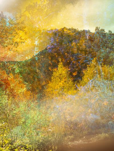 Terri Loewenthal, 'Psychscape 72 (Fossil Creek, AZ', 2018