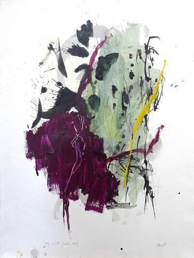 Allison Stewart, 'My Wild Garden #69'