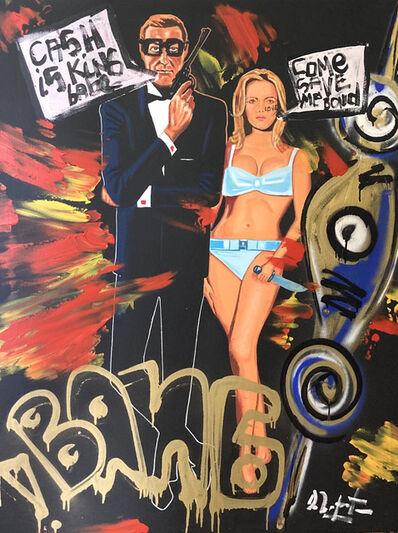 Domingo Zapata, 'James Bond', 2021