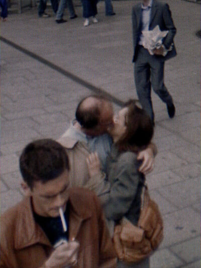 Michael Wolf, 'Paris street view 28', 2009