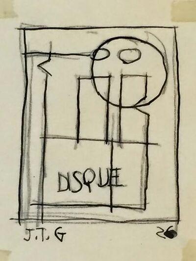 Joaquín Torres-García, 'Disque', 1926