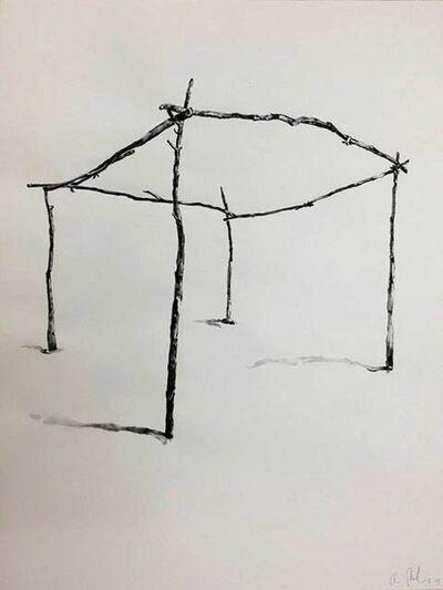 Christoph Pöggeler, 'Haus / Tempel', 2019