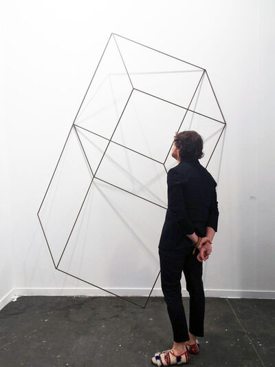 Lukas Ulmi, 'Formed Cubes (I)', 2019