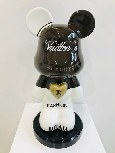 PHILIP IAN, 'Fashion Bear Vuitton', 2019