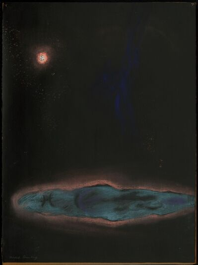 Mildred Elfman Greenberg, 'Cloud in Space', 1984