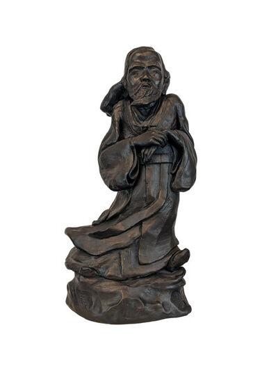 Yun Gee, 'Confucius', 1930