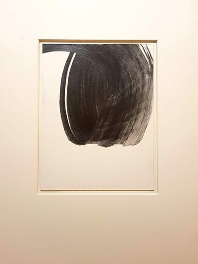 Marcos Isamat, 'Brushstroke anatomy drawing nº 8', 2020
