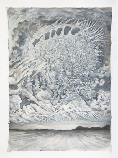 Eric Timothy Carlson, 'Winking Gaia', 2018