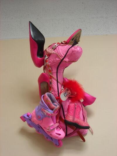 Ken Little, 'Pink Doe', 2007