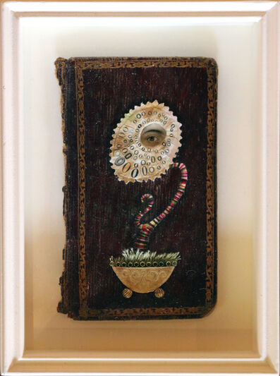 Jenny Abell, 'Book Cover No. 170', 2014