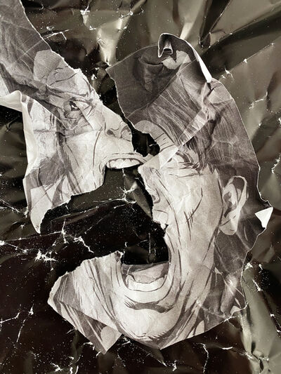 Christian Marclay, 'Untitled (Torn)', 2020
