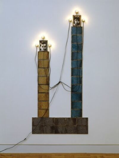 Christian Boltanski, 'Monument', 1986