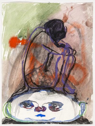 Sanya Kantarovsky, 'Untitled', 2017
