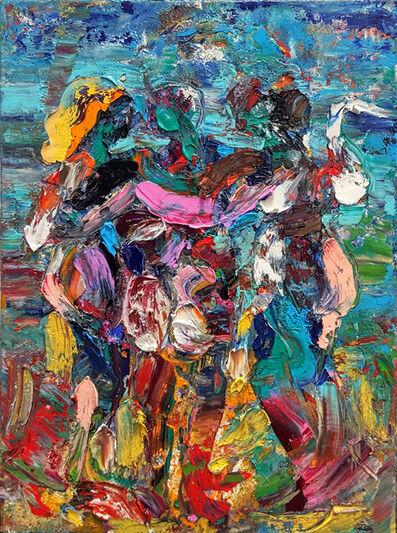 Dimitar Hinkov, 'The Three Graces after Rubens - IV', 2020
