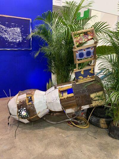 Simon Vega, 'Mini Soyuz - Mini Bar', 2019
