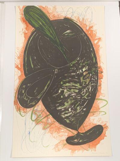 Elizabeth Murray, 'Untitled, Black Cup', 1984