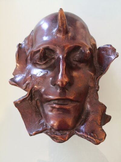 Salvador Dalí, 'Death Mask of Napoleon', 1970