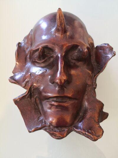 Salvador Dalí, 'Death Mask of Napoleon', 1970