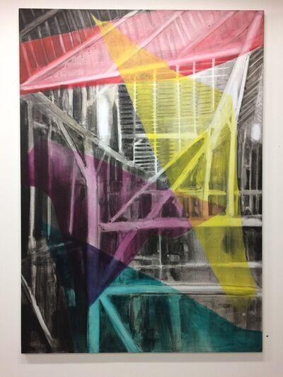 Kurt Lightner, 'Cathedrals of Work #18', 2017