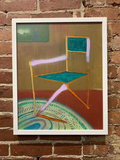 Jonathan Hittner, 'Interior', 2019