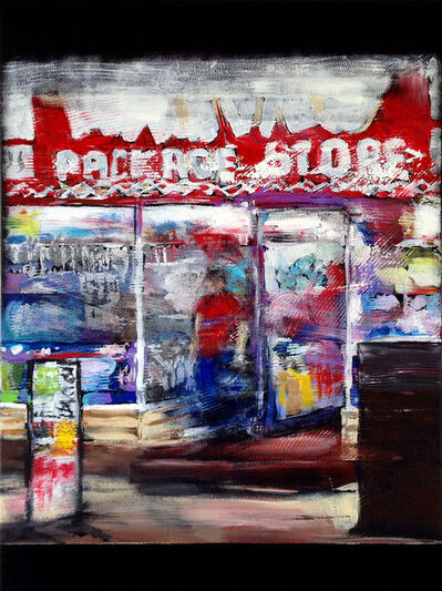 Bill Dunlap, 'The Package Store', 2016