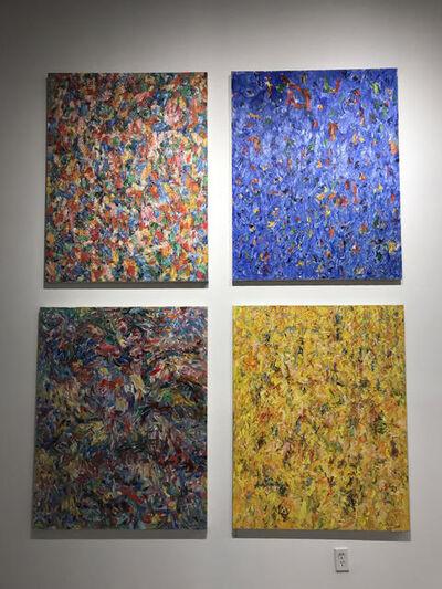 Jean-Marie Haessle, 'Gnossienne Series', 2016-2019