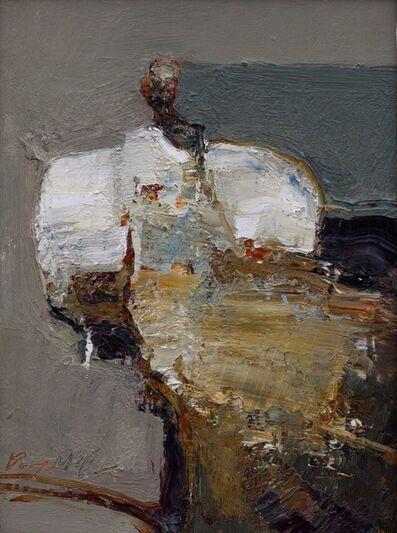 Danny McCaw, 'Seated Figure', 2018