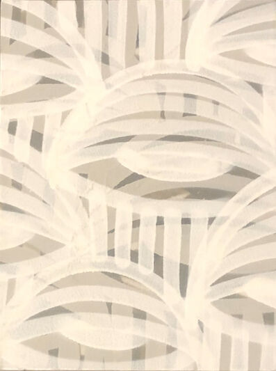 AholSniffsGlue, 'Untitled (White)', 2018