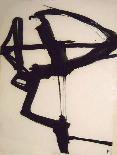 Franz Kline, 'Untitled', 1958