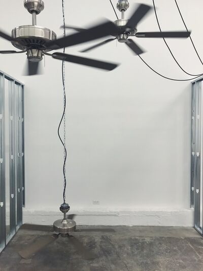 Matthew McCaslin, 'Jack Knife', 2018