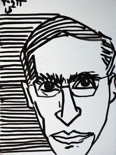 Andrzej Fogtt, 'Portrait of Jozef Gielniak', 2015