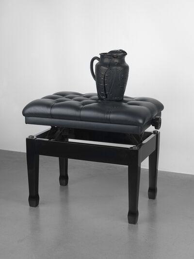 Valerie Snobeck, 'Seeing the Breath (Lock Top)', 2014
