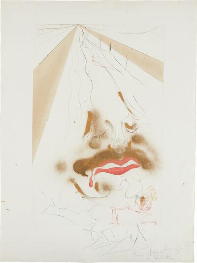 Salvador Dalí, 'Transfiguration', 1972
