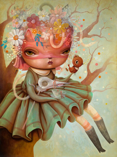 Kathie Olivas, 'Cherry Moon', 2020