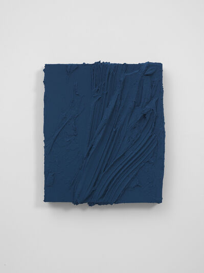 Jason Martin, 'Untitled (Ultramarine blue / Cobalt turquoise / Cobalt green deep)', 2019