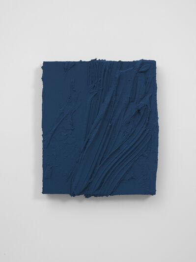 Jason Martin, 'Untitled (Ultramarine blue / Cobalt turquoise / Cobalt green deep)', 2019