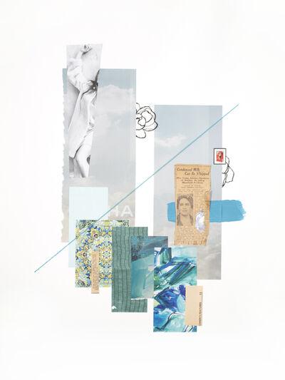 Emily Hoerdemann, 'Aquamarine', 2019