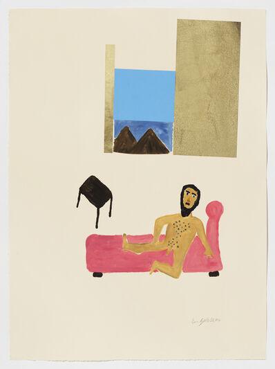 Sara Zielinski, 'Lounging Moses ', 2016