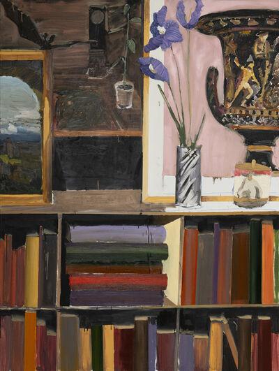 Erik A. Frandsen, 'Blue Orchids (small)', 2020