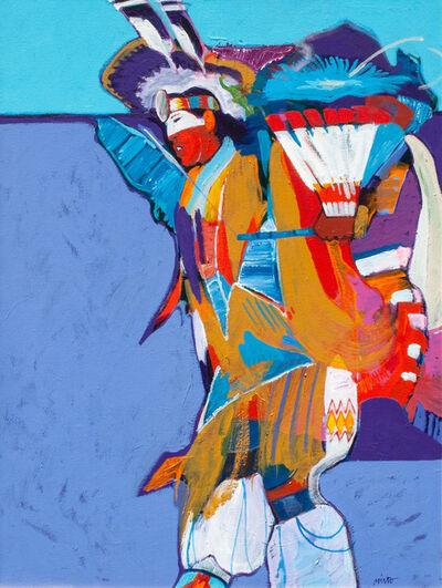 John Nieto, 'Fancy Dancer', 1994