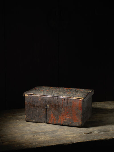 Unknown Japanese, 'A lacquer smith toolbox, dogu bako', Japan: 20th century