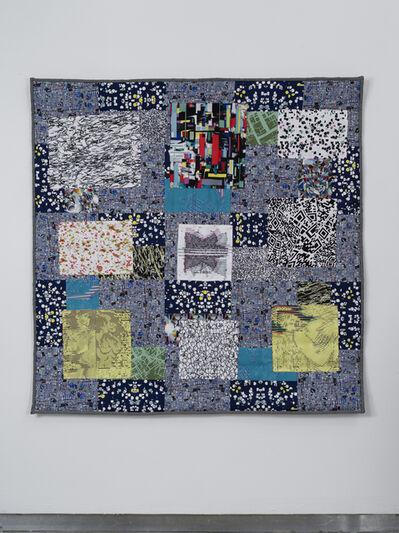 Claudia Hart, 'Nayland Split Squares', 2014