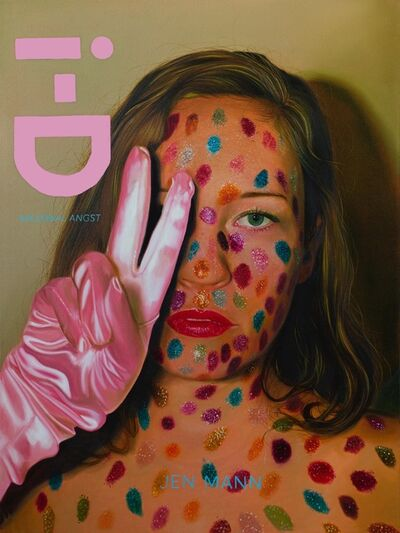 Jen Mann, 'Cover Girl - ID', 2019