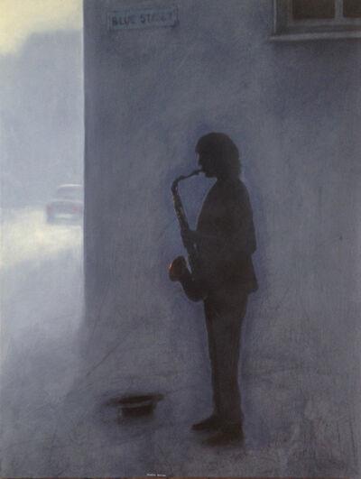 Mikael Kihlman, 'Blues street', 2014
