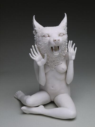 Crystal Morey, 'Entangled Wonder: Lynx', 2017