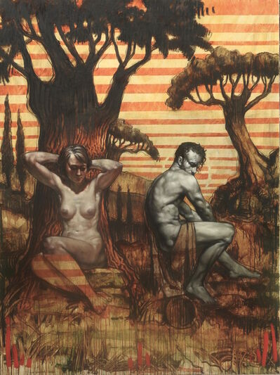 Nico Vrielink, 'Rejected in Toscane', 2021